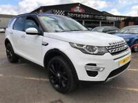 2014 Land Rover Discovery Sport 2.2 SD4 HSE Luxury 4X4 5dr Diesel white Automati
