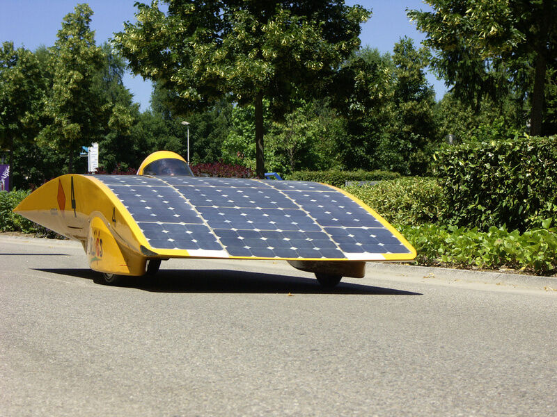How Do Solar Panels Fuel Cars Work?