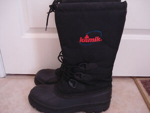 Winter boots-New-Size 9