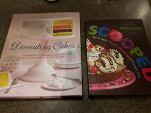 Books - Desserts and Slow Cooker