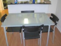 Ikea Gl Dining Table Immaculate
