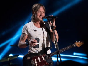 KEITH URBAN - GENERAL ADMISSION PIT TICKETS - CTC- SEPT 14
