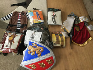 6 Halloween costumes from $5 to $25 Strathcona County Edmonton Area image 1
