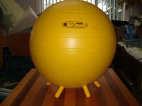 Fit Ball - Chair,  (or)  Exersize.  Best Quality.  Brand New