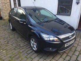 Ford Focus 1.6 Zetec 3dr (rare) 48,000 miles £3895
