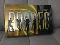 *SOLD* The James Bond Blu-ray Collection