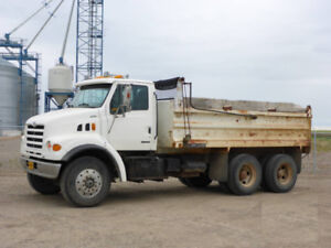 1999 Sterling Dump Truck For Sale ***CALLS ONLY***