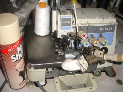 Sewing machine and Overlocker Wakeley Fairfield Area Preview