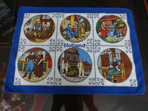 Holland Dutch Lot including clogs, book, Girl Guide spoon & More Kitchener / Waterloo Kitchener Area image 2