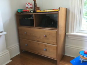 Ikea Changing table/chest Leksvik
