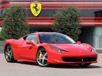 2012 Ferrari 458 458 Italia Auto Coupe Petrol Automatic