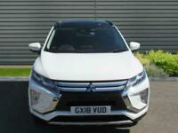 2018 Mitsubishi Eclipse Cross 1.5T 4 CVT 4WD (s/s) 5dr SUV Petrol Automatic