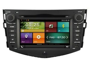New Toyota RAV4 2006-2012 IN-Dash GPS/Navigation, DVD, Bluetooth