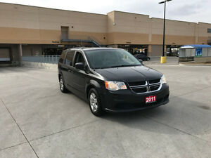 2011 Dodge Grand Caravan Stow & Go, Certified,3/Y Warranty avail