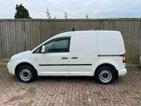 Volkswagen caddy 1.9 TDI - Low mileage - LONG MOT - Cheap van no VAT