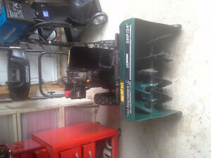 2008 YARDWORKS 5HP 24 SNOWBLOWER