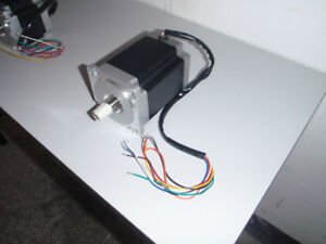 Stepper Motors - NEMA 34