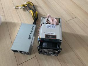 BITMAIN Antminer Z9 Mini - 10k Sol/s!!!! 266 W Zcash ASIC Miner
