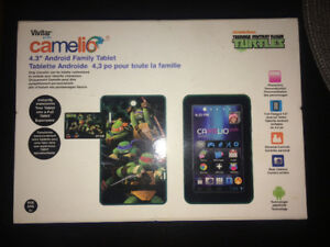 BUNDLE Vivatar Camelio Android Family Tablet