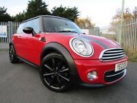 2012 Mini Hatchback 1.6 Cooper D Turbo Diesel 46,000 CHILLI RED, CHILLI PACK,...