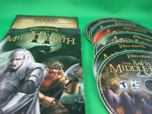 PC Game - Lord of the Rings, The Battle for Middle Earth ll