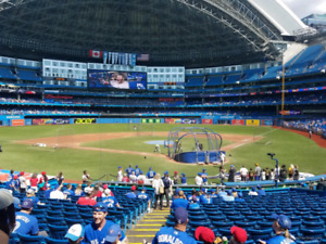 Toronto Blue Jays vs Atlanta Braves