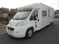 Autocruise Gleneagle 2 Berth Large End Washroom
