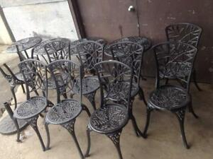 Patio Tables & Chairs - Restaurant Equipment