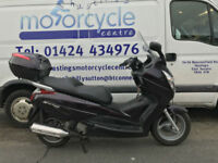 Honda FES 125 S-wing / Executive Scooter / Nationwide Delivery / Finance
