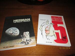 Herman Treasury books