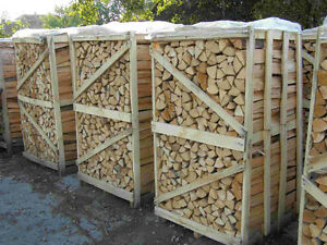 Excellent quality dry split hardwood firewood call Rob  402-2674