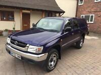 2003 Toyota Hi-Lux 2.5D-4D 270 EX * Only 46,900 Miles * Full Service History *