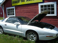 1994 Pontiac Firebird Coupe (2 door)