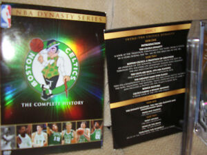 NBA Dynasty Series: Complete History of the Boston Celtics Gatineau Ottawa / Gatineau Area image 1