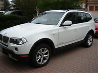 Trade BMW X3 for 3 or 5 Series BMW or 2-seater Porsche or Vette