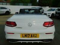 Mercedes C220 AMG Line Cabriolet G-Tronic