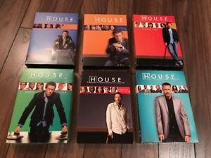 Coffret série DVD - Dr House