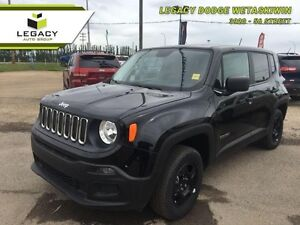 2016 Jeep Renegade Sport  -  Power Windows -  Power Doors - Low