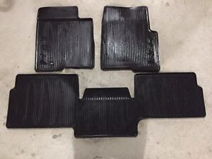 F150 Winter / All weather custom fit floor mats