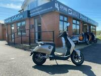 2021 SUPER SOCO CUX Electric Moped Scooter Electric Automatic