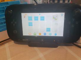 Wii U with extras