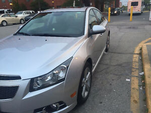 2013 CHEVROLET CRUZE LT TURBO/RS PACKAGE/FULLY LOADED