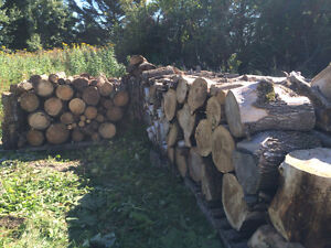 Firewood (fire pit / garage)