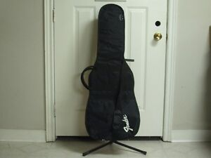 Fender Guitar Gig Bag Vintage from the 80s