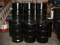 45 Gal. / 205 Litre Steel Drums Stratford Kitchener Area Preview