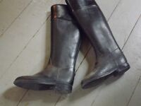 Insulated English Riding Boots