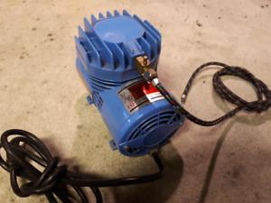 Hobby air compressor