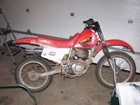 2001 xr 200 for sale