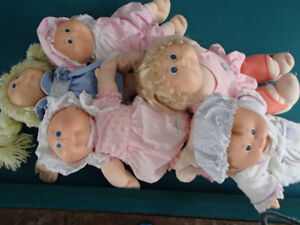 Cabbage Patch Dolls 1980's