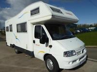 CI Riviera 181 6 berth rear lounge Coachbuilt Motor Home For Sale